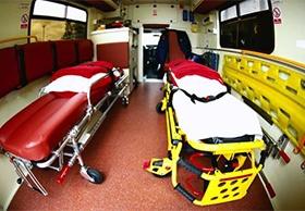 救护车担架使用方法